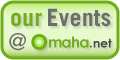 Omaha Events - Live music, sports, art and film.