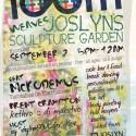 loom Weaves Joslyn's Sculpture Garden