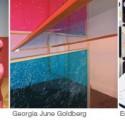 Art Talk For July Echo Eggebrecht, Christina West And Georgia Goldberg