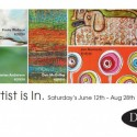 "Dundee Gallery Presents ""The Artist is In"""