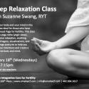 Deep Relaxation Class