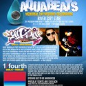 Aquabeats featuring DJ Hipp-E and 1/Fourth