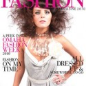 Cover of the 2010 edition of Omaha Fashion Magazine