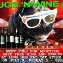 Pugs 'N Wine #2