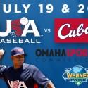 Team USA vs Cuban National Team Baseball