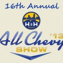 16th Annual All Chevy Classic Car Show