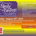Family Fun Fest Kickball Tournament and Carnvival