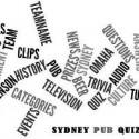 Sydney Pub Quiz