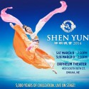 Shen Yun Performing Arts – 2014 Tour