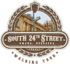 South 24th Street Walking Tour
