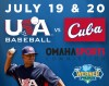 Team USA vs Cuban National Team Baseball