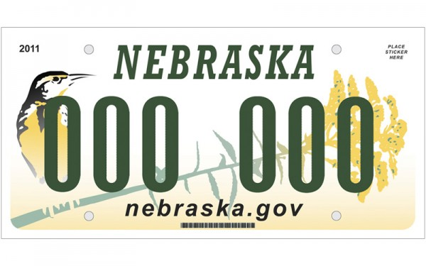 New NE License Plates Turn Sexy Drivers Into Dorks