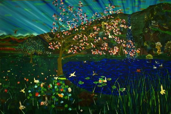 """""""Hummingbird Wars"""" by Nicholas Bohac"""