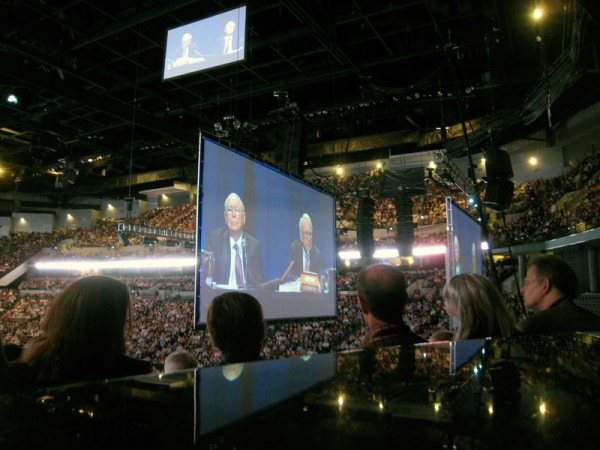 Berkshire Hathaway Annual Shareholders Meeting