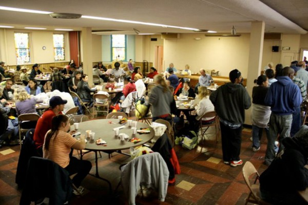 Neighbors United Saturday Community Meal