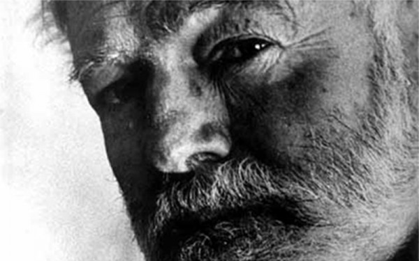 Ernest Hemingway - Where do writing ideas come from?