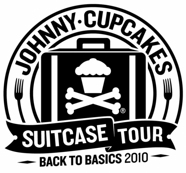 Johnny Cupcakes and the Suitcase Tour