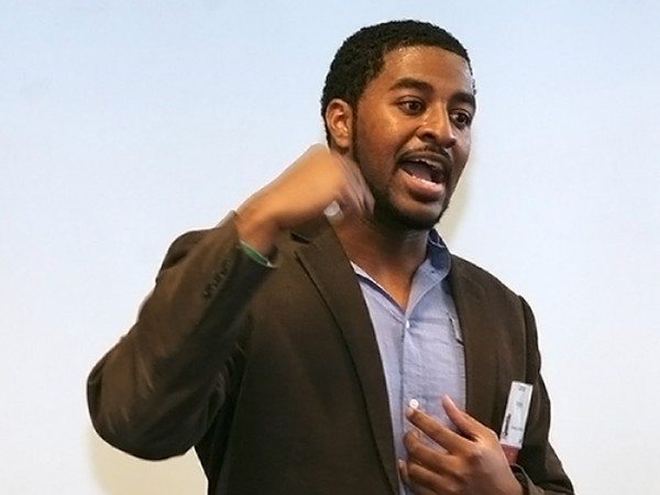 TEDxOmaha: Interview with Lamarr Womble