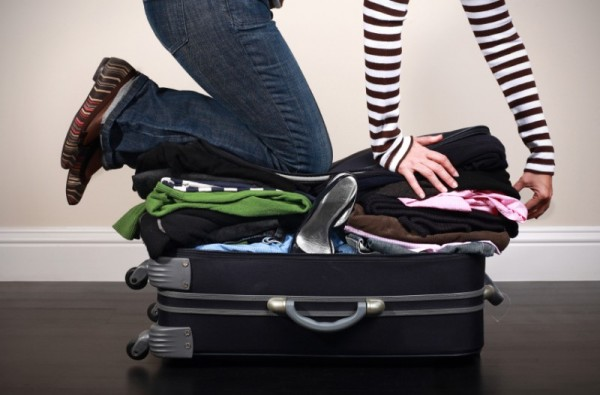 Baggage: Now available in a convenient relationship size!