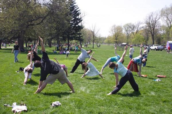 Yoga in Elmwood Park