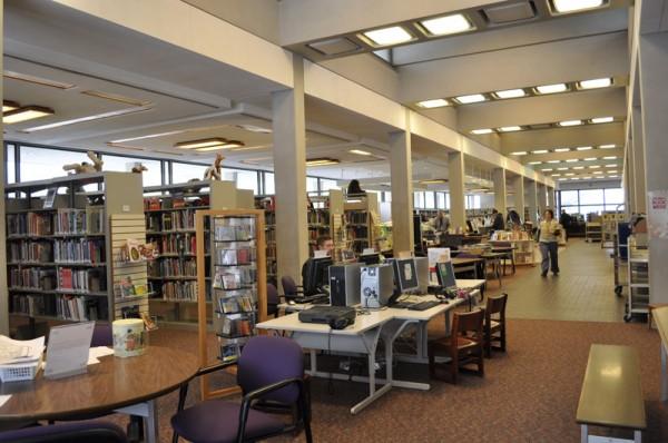 Swanson Branch - Omaha Public Library