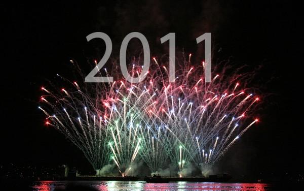 New Year - 2011