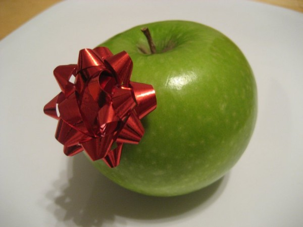 Fresh fruit - the perfect gift!