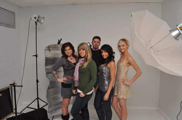 The Expose styling team