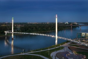 Bob Kerrey Pedestrian Bridge