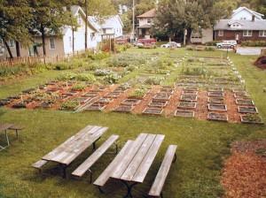 Gifford Park Community Garden