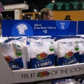 Fruit of the Loom at the Berkshire Trade Show