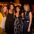 Kate, Sara, Chrissy, and Cory, some of the ladies behind Omaha Fashion Week