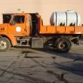Omaha Brine Truck