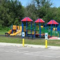 Playground at Seymour Smith Park