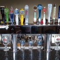 The tap at the Union Sports Bar