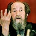 "Aleksandr Solzhenitsyn: ""Manipulate the mind!"""