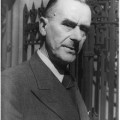 "Thomas Mann: ""Everything is political."""