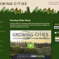Growing Cities' website