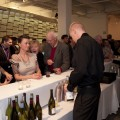 The open bar was a popular stop at the 12th Annual Bemis Auction