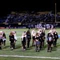 The Nighthawks Cheerleader Zombies dance to Michael Jackson's Thriller