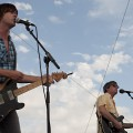 Rhett Miller and Murry Hammond of Old 97's