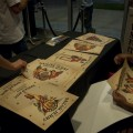 Free posters bearing Sailor Jerry's tattoo art