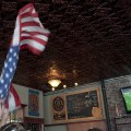 Waving the flag for a US victory