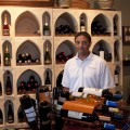 Bob Bolden, owner of WineStyles - Shoppes at Aksarben
