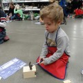 Lowe's Build & Grow offers a planter workshop this month - just in time for spring!