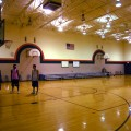 Basketball Courts at the Florence Community Center
