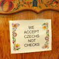 We accept Czechs