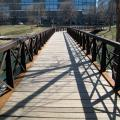 Gene Leahy Foot Bridge