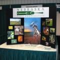 Nebraska Food Cooperative's information booth