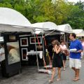 Local Artists at the Summer Arts Festival